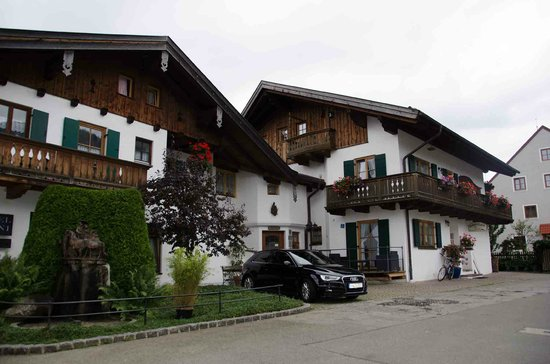 Hotel Ferienhaus Fux: Façade