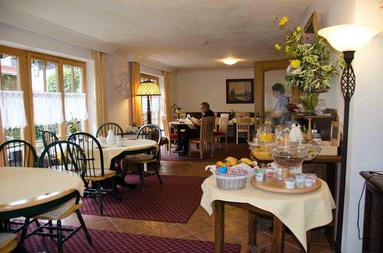 Hotel Ferienhaus Fux: Salle à manger