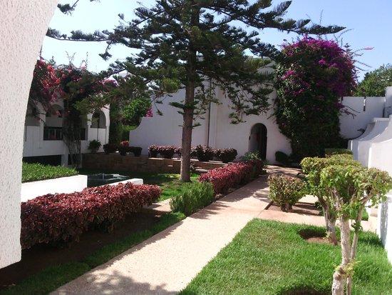 Les Omayades Hotel: une des vues dans l'hôtel