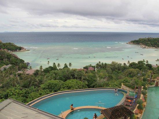 Ko Tao Resort - Paradise Zone: vue de la chambre