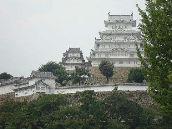 Hotel Wing International Himeji : The Castle is in walking distance