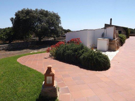 Rural Hotel Morvedra Nou : Paseo exterior