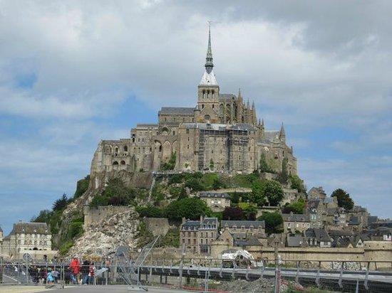 Abbaye du Mont-Saint-Michel : モンサン