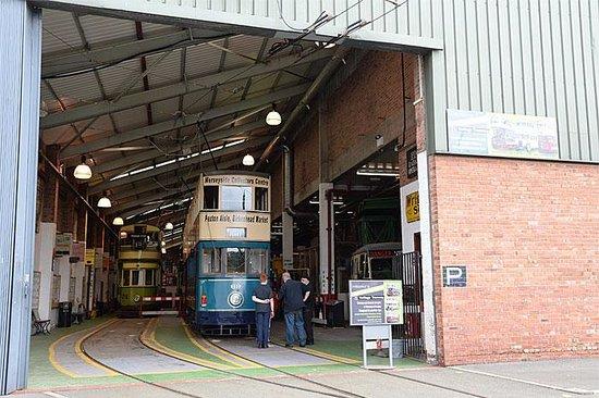 Wirral Transport Museum: 博物館の建物