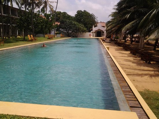Jetwing Beach: Pool