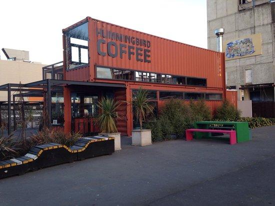 Re:START: Re-start Mall, Christchurch.