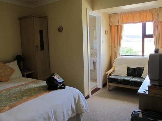 Rockhaven House : 1e chambre en entrant