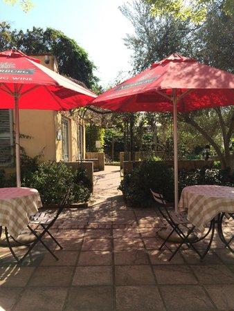 Marc's Mediterrean Cuisine & Garden: Marc's Garden