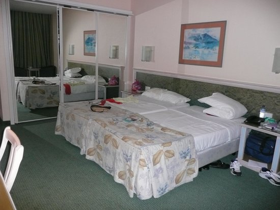 Hotel Beatriz Costa & Spa: Room 604