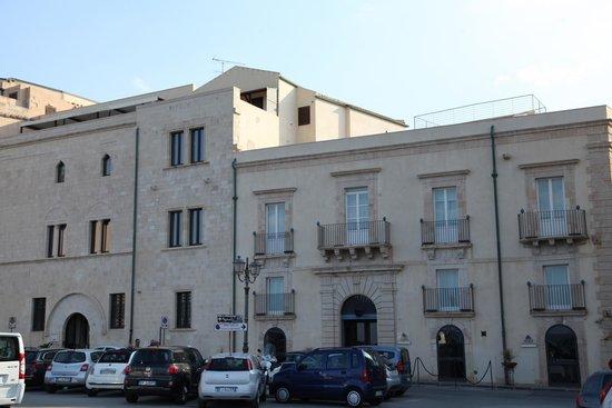 Algila Ortigia Charme Hotel : Esterno