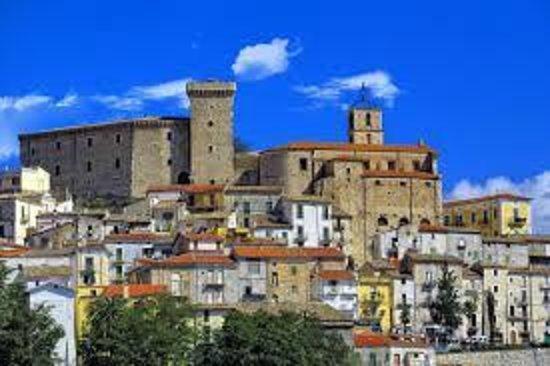 Castello Ducale di Casoli: castello e duomo