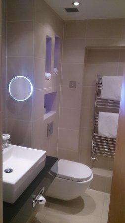 Washington Mayfair Hotel : Bathroom