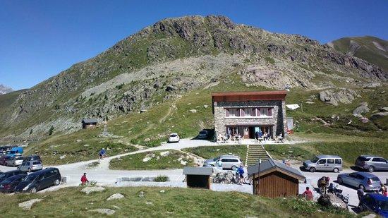 Chalet du Col de la Croix de Fer