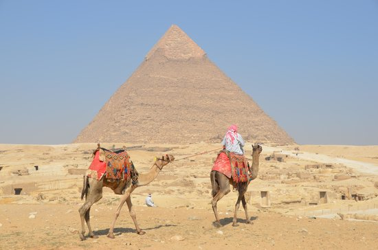 Egypt Fun Tours Day Trips: Cairo and the pyramids