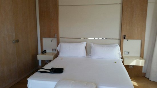 MarinaPlace Resort : Letto camera 26