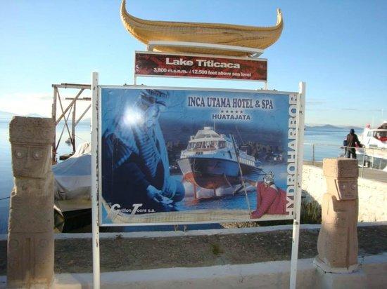 Inca Utama Hotel: 5* по-боливийски