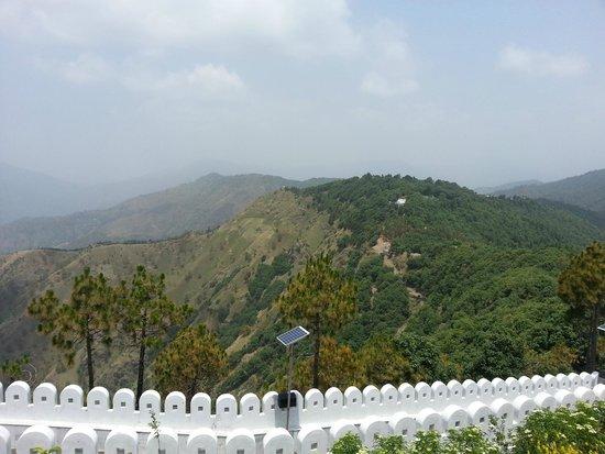 Kali Ka Tibba: View from Top