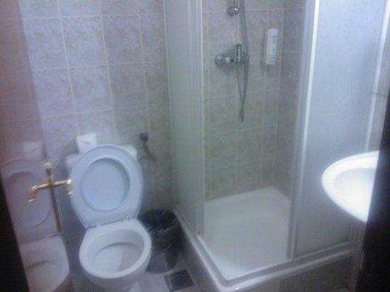 Airhotel Domodedovo: Ванная комната в номере