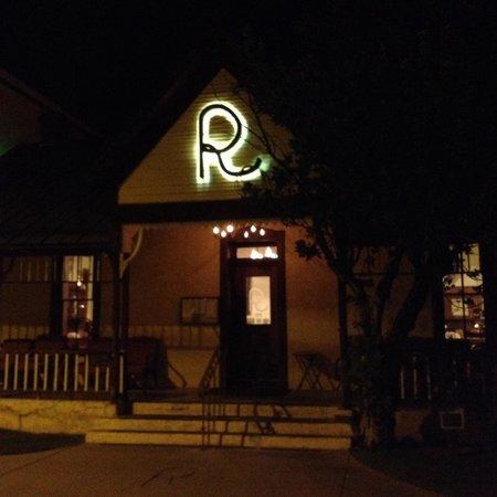 Reata Restaurant : From outside