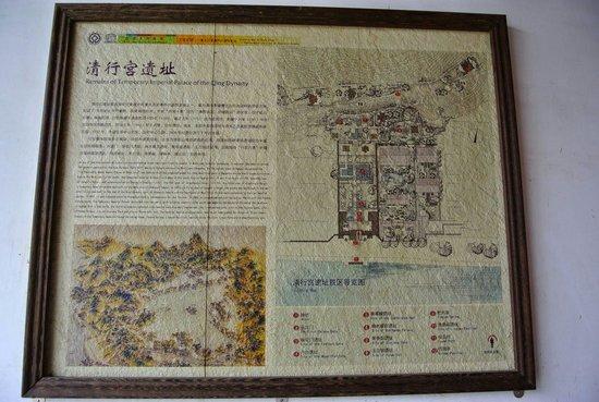 Zhongshan Park: 解説板