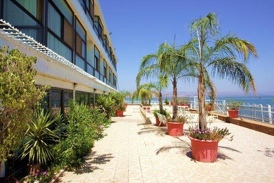 Ron Beach Hotel View