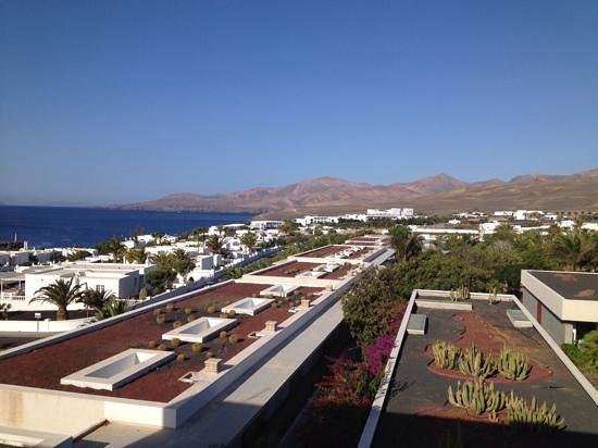 Hotel Costa Calero: Balcony View