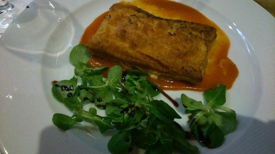 La Deliciosa: Primer plato