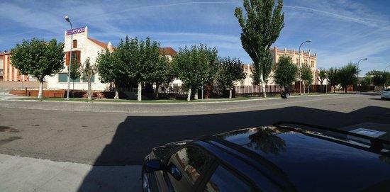 Hotel AF Pesquera : Panorama