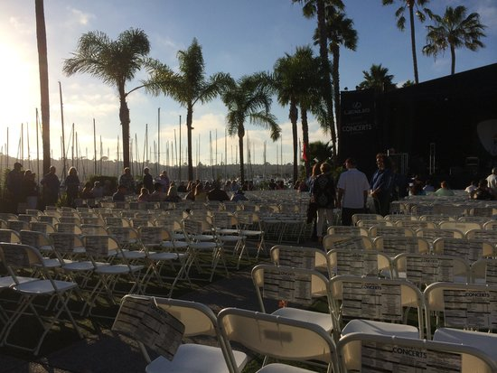 Humphreys Concerts By The Bay San Go Sunset
