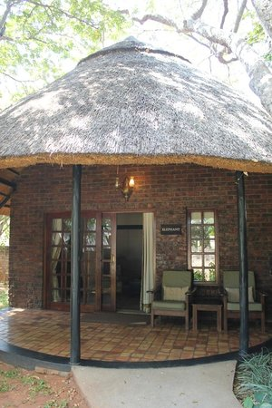 The Stanley and Livingstone: Elephant Lodge