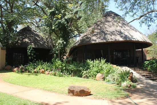 The Stanley and Livingstone: Lodge at Ursula Camp