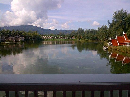 Angsana Laguna Phuket : View from the room