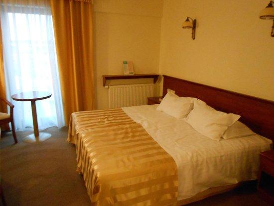 Conrad Hotel & Spa: Chambre