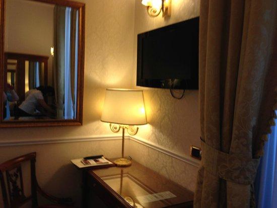 Hotel Villa Pinciana: Zimmer 102