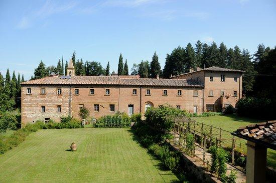 Sacro Monte San Vivaldo : monastero