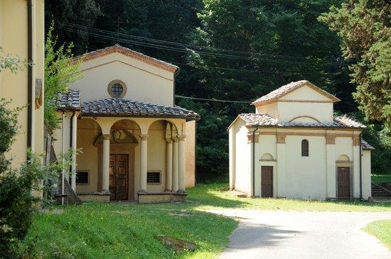 Sacro Monte San Vivaldo : cappelle