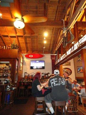Winchesters Grill & Saloon: interno locale