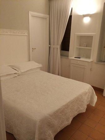 Villa Romana Hotel: My room