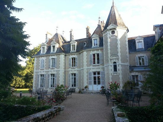 Chateau du Breuil : Château du Breuil