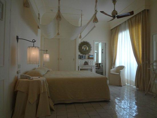 Capri Palace Hotel & Spa: la nostra camera