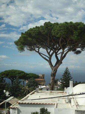Capri Palace Hotel & Spa: vista dalla camera
