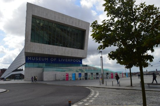 Museum of Liverpool : Opinions differ