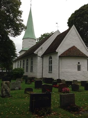 Oddernes Church