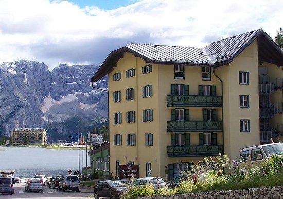 Grand Hotel Misurina: Grand Hotel