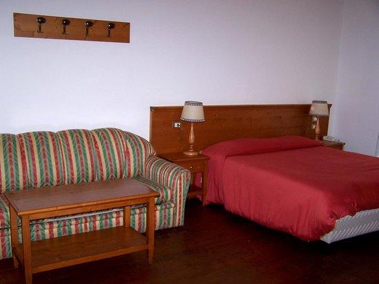Grand Hotel Misurina: unser Zimmer