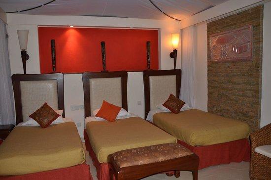 Ol Tukai Lodge: 部屋
