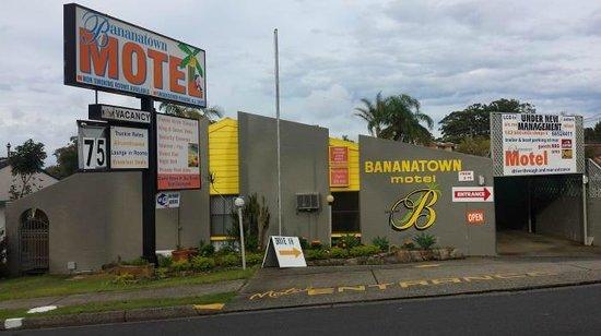 باناناتاون موتل: Bananatown Motel