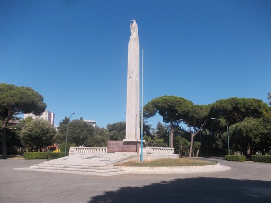 latina parco mussolini speeches - photo#18