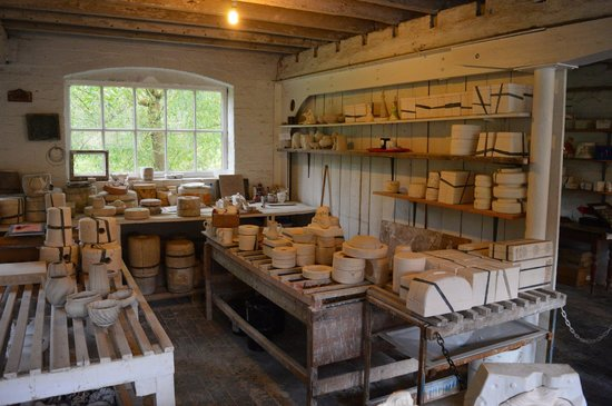 Coalport China Museum: How it's made
