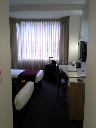 Metro Hotel Marlow Sydney Central : Twin room